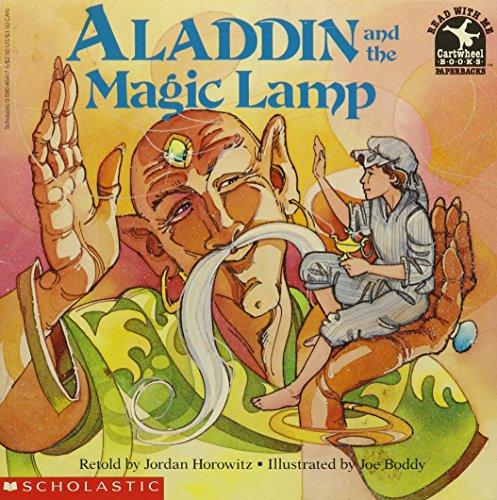 Aladdin and the Magic Lamp (Read With: Jordan Horowitz; Illustrator-Joe