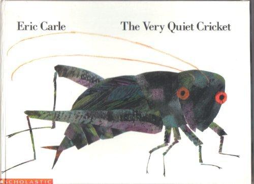 9780590464529: The very quiet cricket