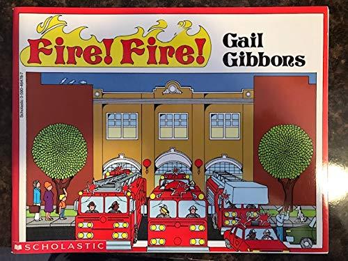 9780590464789: Fire! Fire!