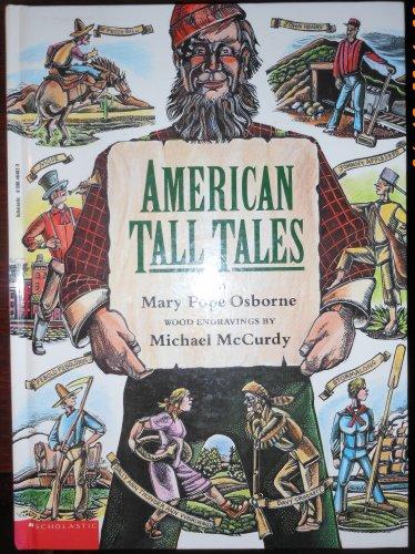 9780590464833: American Tall Tales