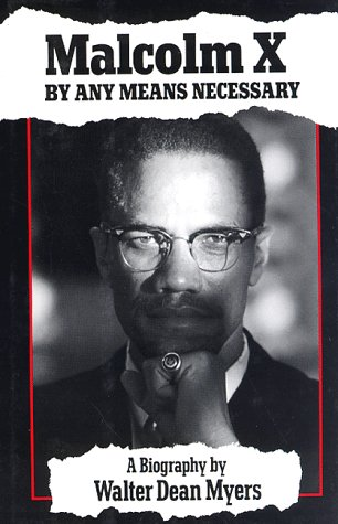 9780590464840: Malcolm X: By Any Means Necessary