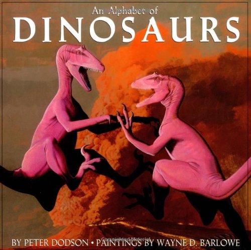 9780590464864: An Alphabet of Dinosaurs
