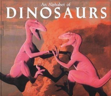 9780590464871: Title: An Alphabet of Dinosaurs
