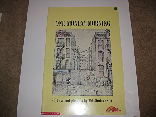 9780590465205: One Monday Morning