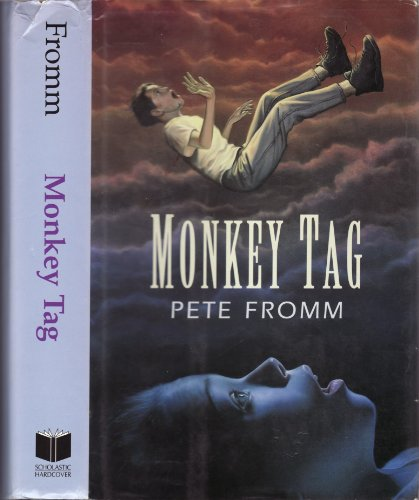 Monkey Tag 9780590465250 A coming-of-age novel in the tradition of Death Be Not Proud tells of a boy's struggle with faith that follows the tragic accident that