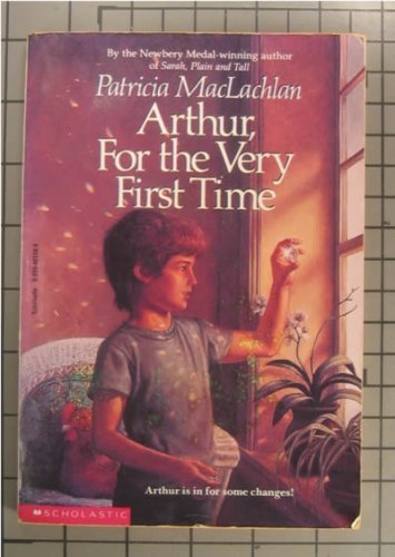 9780590465304: Arthur, for the Very First Time