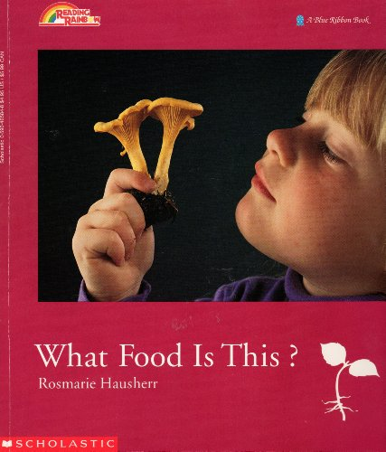9780590465847: What Food Is This (A Blue Ribbon Book)