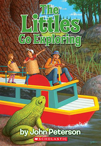 9780590465960: The Littles Go Exploring (A Little Apple Paperback)