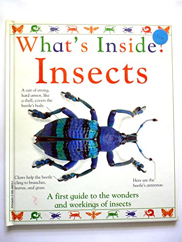 9780590466158: What's Inside? Insects
