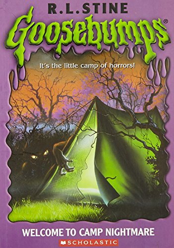 9780590466196: Welcome to Camp Nightmare (Goosebumps, No 9)