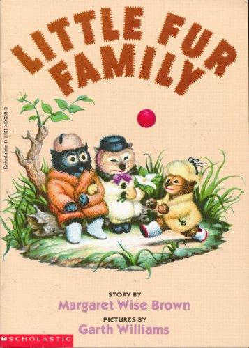 little fur family [Paperback] margaret-wise-brown: Margaret Wise Brown