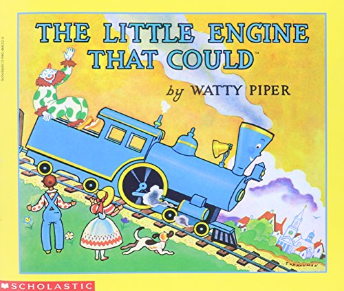 9780590466721: The Little Engine That Could