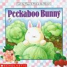 9780590467544: Peekaboo Bunny