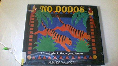 9780590467698: No Dodos: A Counting Book of Endangered Animals