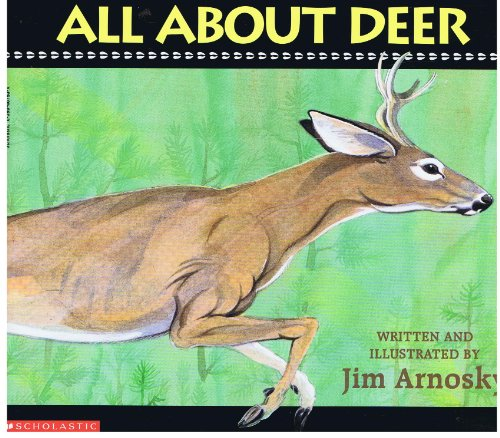 9780590467933: All about Deer (All About.... Series)