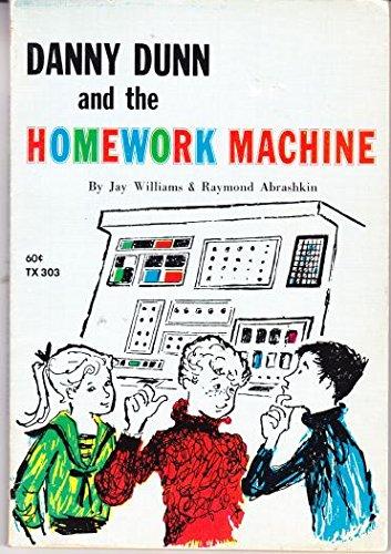9780590468909: Danny Dunn & the Homework Machine
