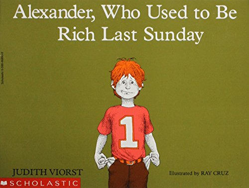 9780590468961: Alexander, Who Used to Be Rich Last Sunday