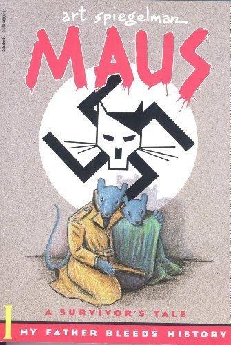Maus I: A Survivor's Tale: My Father: Spiegelman, Art