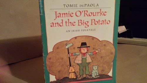 9780590469142: Jamie O'Rourke and the Big Potato