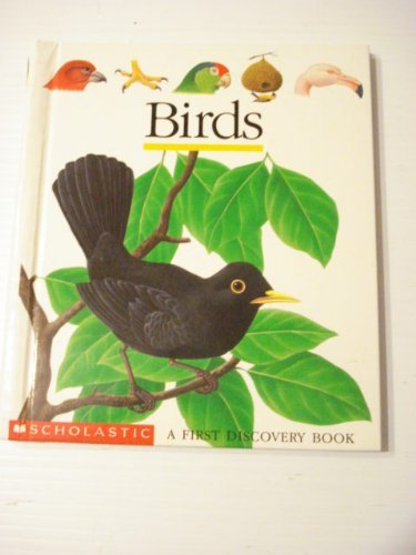 9780590469531: Birds First Discovery Books