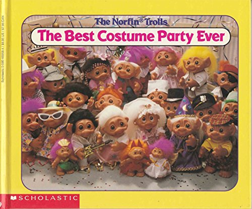 9780590469586: The Norfin Trolls: The Best Costume Party Ever
