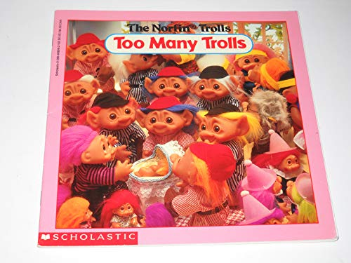 9780590469593: Norfin Trolls: Too Many Trolls
