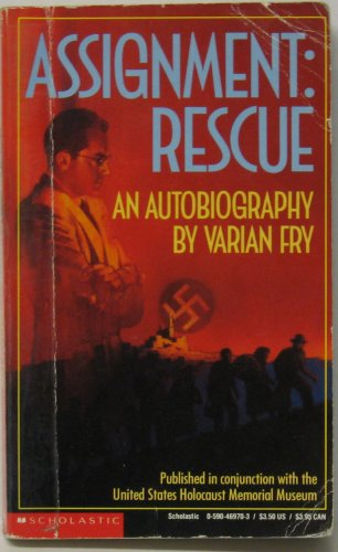 9780590469708: Assignment: Rescue : An Autobiography (Point)