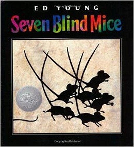 9780590469715: Seven Blind Mice