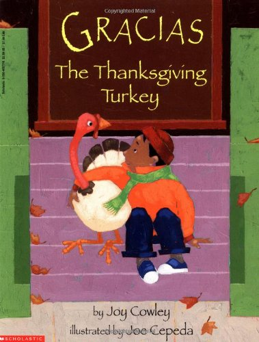 9780590469777: Gracias, the Tanksgiving Turkey