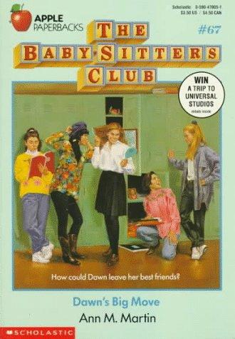 9780590470056: Dawn's Big Move (Baby-sitters Club)
