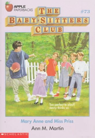 9780590470117: Mary Anne and Miss Priss (Baby-Sitters Club (Quality))
