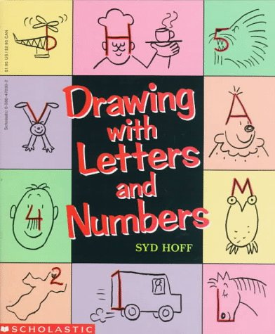 9780590470308: Drawing With Letters and Numbers