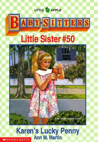 Karen's Lucky Penny (Baby-Sitters Little Sister, No.: Martin, Ann Matthews