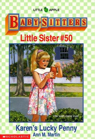 9780590470483: Karen's Lucky Penny (Baby-Sitters Little Sister, No. 50)