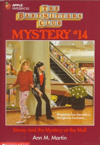 9780590470520: Stacey and the Mystery at the Mall (Baby-sitters Club Mystery)