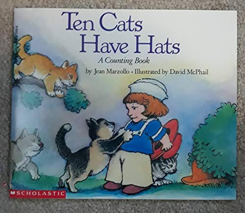 9780590470568: Ten Cats Have Hats