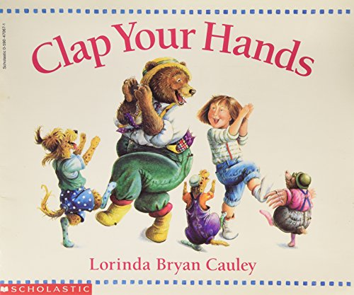 9780590470674: Clap Your Hands