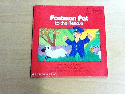 9780590470988: Postman Pat to the Rescue