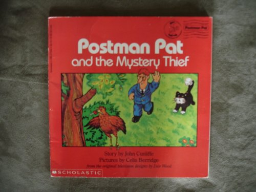 Postman Pat and the Mystery Thief: Cunliffe, John