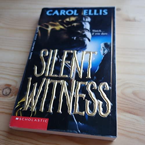 9780590471015: Silent Witness