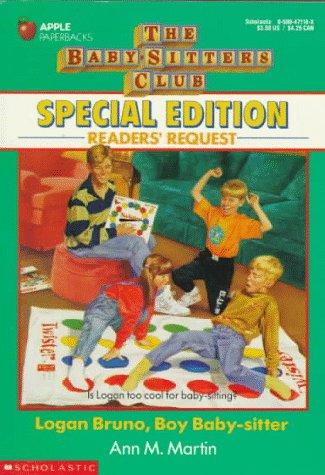 9780590471183: Logan Bruno, Boy Baby-Sitter: Readers Request (Baby-Sitters Club Special)