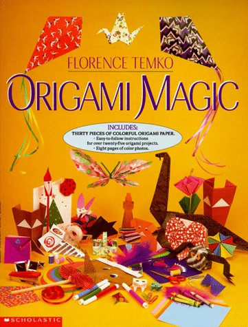 Origami Magic: Florence Temko