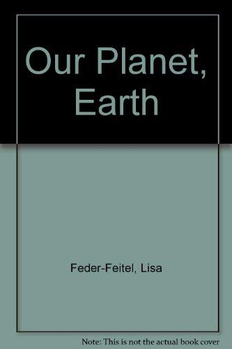 9780590471398: Our Planet, Earth