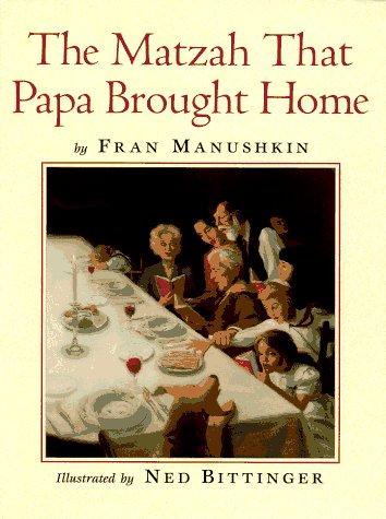 9780590471466: The Matzah That Papa Brought Home