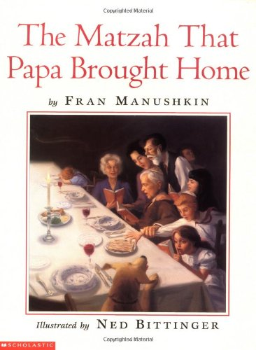 9780590471473: The Matzah That Papa Brought Home (Passover Titles)