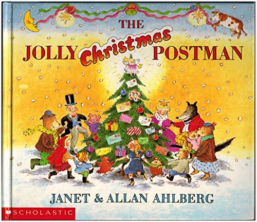 The Jolly Christmas Postman: Janet & Allan