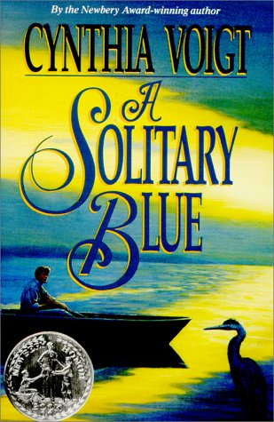 9780590471572: A Solitary Blue (The Tillerman Series #3)