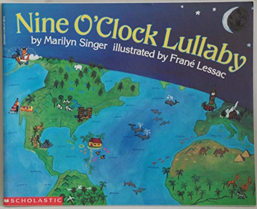 9780590471855: Nine o'Clock Lullaby