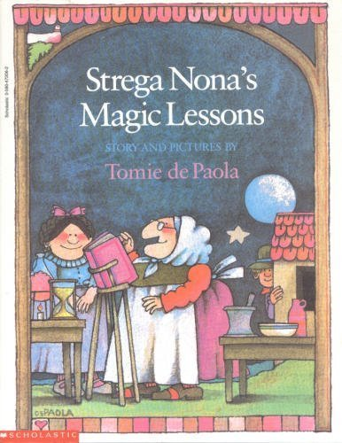 9780590472067: Strega Nona's Magic Lessons