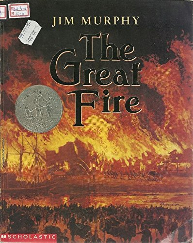 9780590472661: The Great Fire
